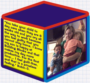Building Blocks Child Care : Asheville, NC : Providing nurturing care for children